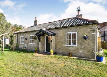 Thumbnail 2 bed detached house for sale in Beachamwell, Swaffham, Norfolk