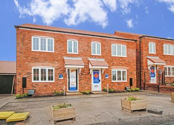 Thumbnail 3 bed semi-detached house for sale in Wheelwright Drive, Eccleshall, Stafford