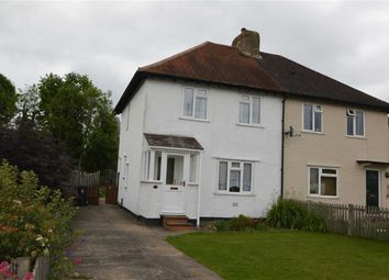 Thumbnail 3 bed semi-detached house for sale in Shaftesbury Road, Epping