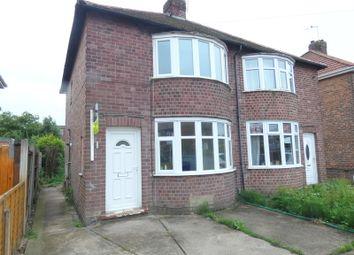Thumbnail 2 bed semi-detached house to rent in Beardsmore Grove, Hucknall, Nottingham