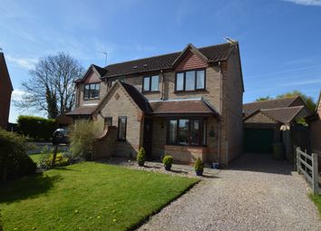 Thumbnail 3 bed semi-detached house for sale in Lacy Close, Nettleham