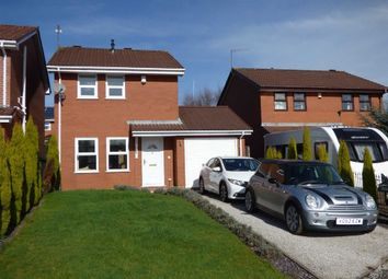 Thumbnail 3 bedroom detached house for sale in Fairlawns, Cross Heath, Newcastle-Under-Lyme