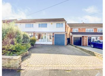 Kinross Crescent, Birmingham B43. 3 bed semi-detached house