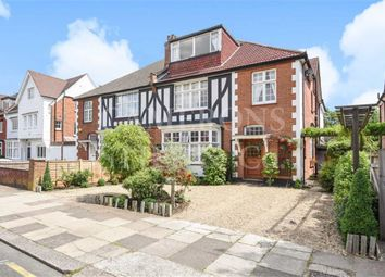 Thumbnail 6 bed property for sale in Aylestone Avenue, Brondesbury Park