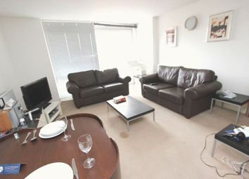 Thumbnail 1 bedroom flat to rent in Gainsborough House, Canary Wharf