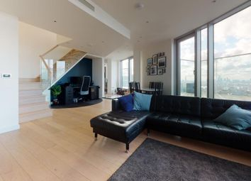 2 bed flat for sale in Penthouse, Charrington Tower E14