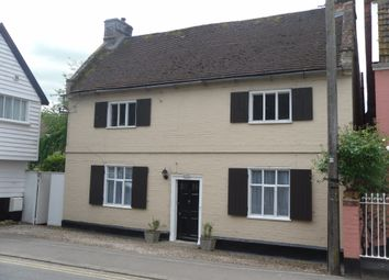 Thumbnail 3 bedroom detached house to rent in Station Road, Melton