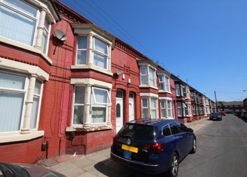 Thumbnail 2 bed terraced house for sale in Hartwell Street, Liverpool