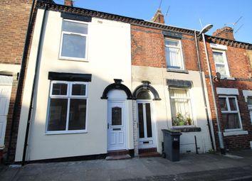 Thumbnail 3 bed terraced house to rent in Trinity Parade, Trinity Street, Hanley, Stoke-On-Trent