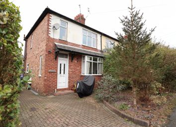 Thumbnail 2 bed semi-detached house for sale in Waldon Road, Macclesfield