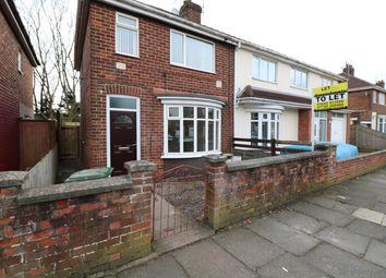 Thumbnail 2 bed semi-detached house to rent in Swinburn Road, Norton, Stockton - On - Tees