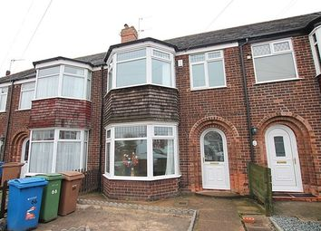 Thumbnail 3 bed property to rent in Strathcona Avenue, Hull