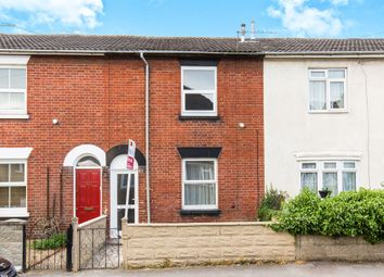 Thumbnail 3 bed terraced house for sale in Firgrove Road, Shirley, Southampton