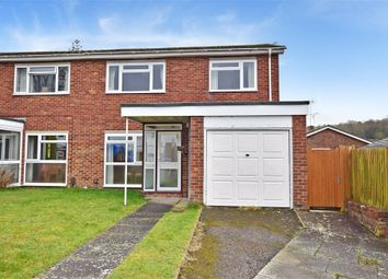 Thumbnail 3 bed semi-detached house for sale in Overhill Gardens, Brighton, East Sussex