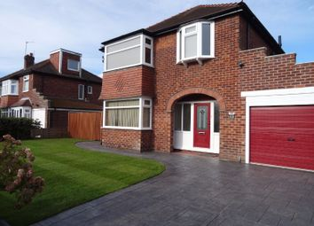 Thumbnail 3 bed detached house to rent in Marlow Drive, Handforth