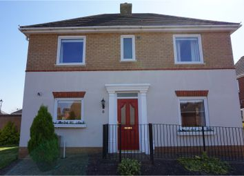 Thumbnail 3 bed detached house for sale in Mentmore Gardens, Boston