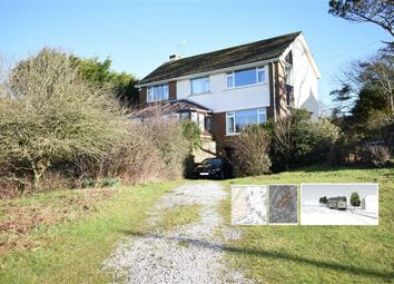Thumbnail 4 bedroom detached house for sale in Pennard Road, Southgate, Swansea