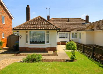 Thumbnail 3 bed semi-detached bungalow to rent in Old Manor Road, Rustington, Littlehampton