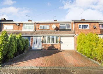 Thumbnail 3 bed terraced house for sale in Highbeech Road, Luton