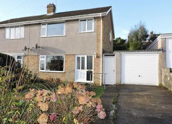 Thumbnail 3 bed semi-detached house for sale in Lundy Drive, West Cross, Swansea
