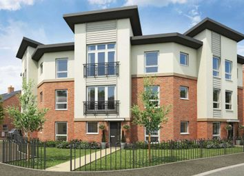 Thumbnail 1 bed flat for sale in Plot 555, Minerva, Saxon Fields, Biggleswade
