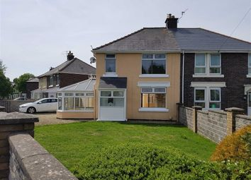 Thumbnail 3 bed semi-detached house for sale in St. Fagans Avenue, Barry