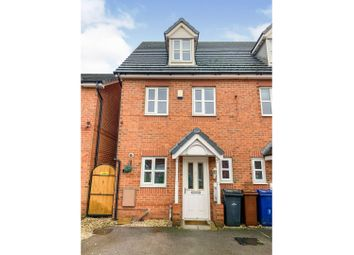 Thumbnail 3 bed semi-detached house for sale in Merchant Croft, Barnsley