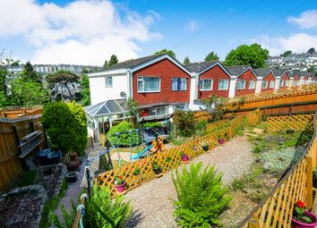 Thumbnail 3 bedroom end terrace house for sale in Denys Road, Torquay