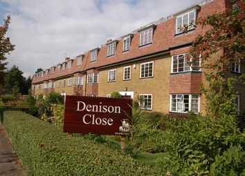Thumbnail 2 bed flat to rent in Denison Close, Greater London