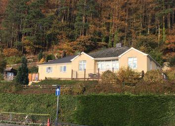 Thumbnail 3 bed bungalow for sale in Dolgellau, Gwynedd