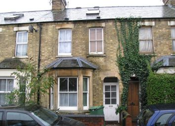 Thumbnail 4 bed terraced house to rent in Hawkins Street, Oxford
