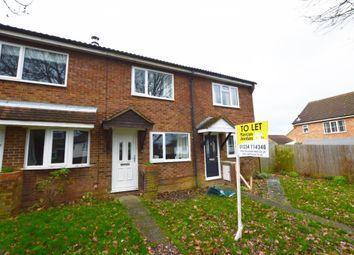 2 bed terraced house to rent in Shakespeare Close, Newport Pagnell MK16