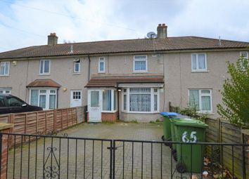 Thumbnail 2 bed terraced house to rent in Wendover Road, London