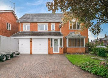 Thumbnail 6 bed detached house for sale in Priest Meadow Close, Astwood Bank, Redditch