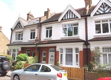 Thumbnail 3 bed terraced house to rent in Fifth Cross Road, Twickenham