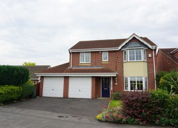 Thumbnail 4 bed detached house for sale in Pipering Lane, Scawthorpe, Doncaster