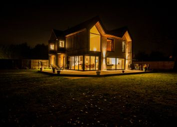 Thumbnail 4 bed detached house for sale in Larch House, High Street, Harby, Newark