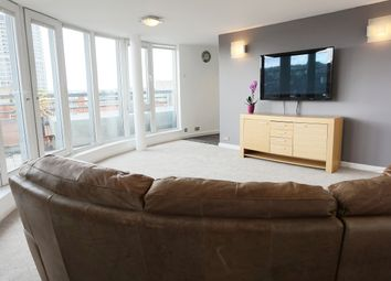 Thumbnail 2 bed flat for sale in Sanford Street, Swindon