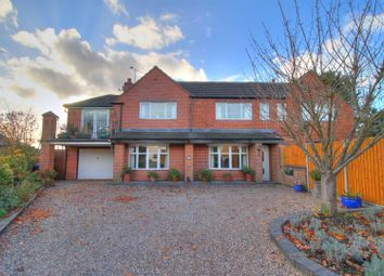 Thumbnail 5 bed semi-detached house for sale in Newbold Road, Barlestone, Nuneaton