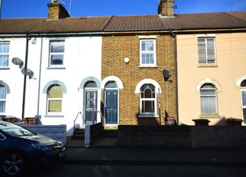 Thumbnail 2 bedroom terraced house to rent in Railway Street, Gillingham