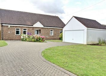 Thumbnail 3 bed detached bungalow to rent in St. Neots Road, Hardwick, Cambridge