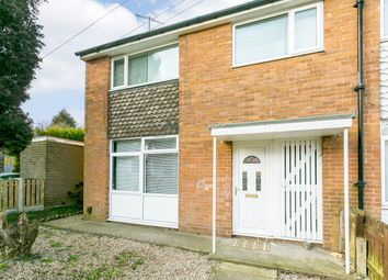Thumbnail 3 bed end terrace house for sale in Broom Gardens, Leeds, West Yorkshire