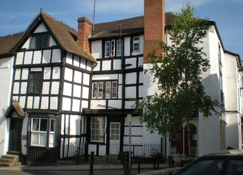 Thumbnail 1 bed flat to rent in The Market Square, Bromyard
