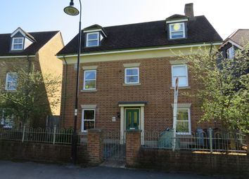 Thumbnail 5 bed detached house for sale in Yardlee Walk, Swindon