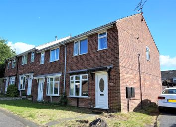 Thumbnail 3 bed end terrace house for sale in Acacia Court, Forest Town, Mansfield