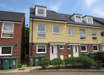 Thumbnail 4 bed end terrace house for sale in Raven Close, Watford