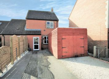 Thumbnail 2 bedroom semi-detached house for sale in Naldertown, Wantage