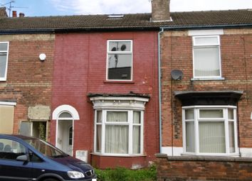 Thumbnail 2 bed terraced house for sale in Cromwell Street, Gainsborough