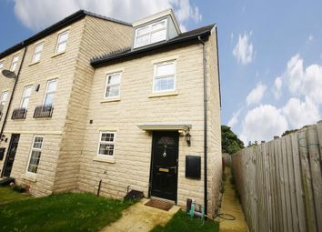 Thumbnail 3 bed town house for sale in 75, Marlington Drive, Sheepridge, Huddersfield, West Yorkshire