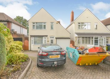3 bed detached house for sale in George Road, Great Barr, Birmingham B43